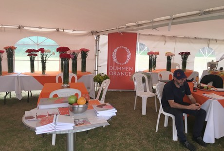 FloralDaily.com : Colombia: New red carnation takes center ...