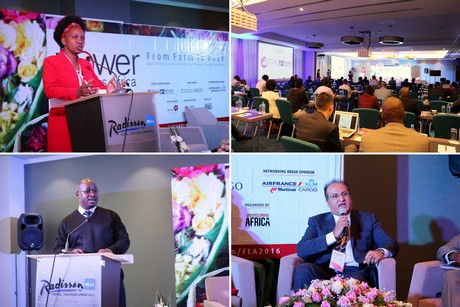 Flower Logistics Africa returns with perishables in tow