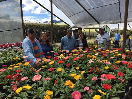 Colombian Plant Growers To Get Nursery Research Center